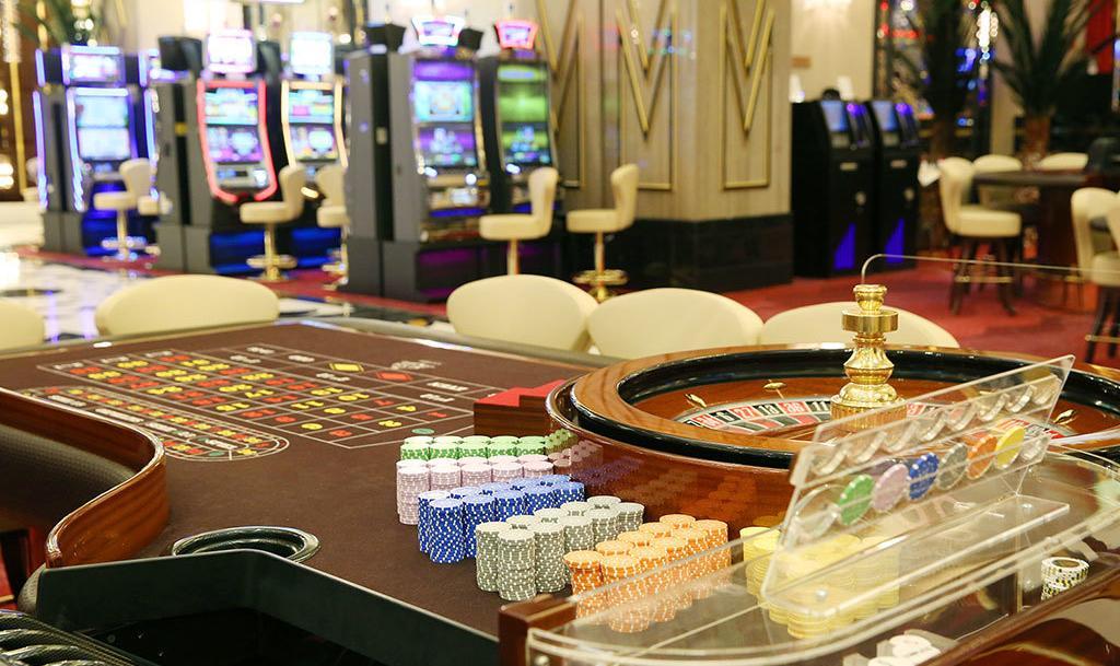 казино и игровых вакансии клубов