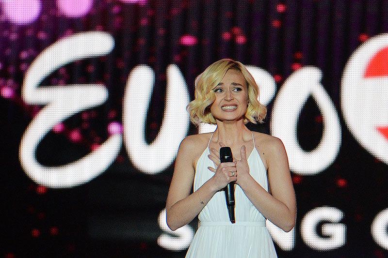 Евровидение 2020 полина гагарина заняла